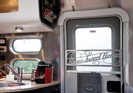 Inside airstream 3