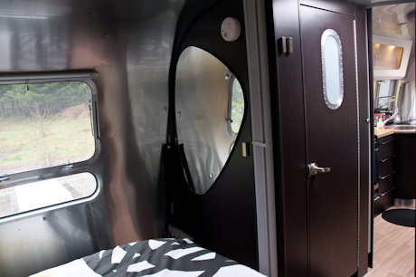 Inside airstream 12