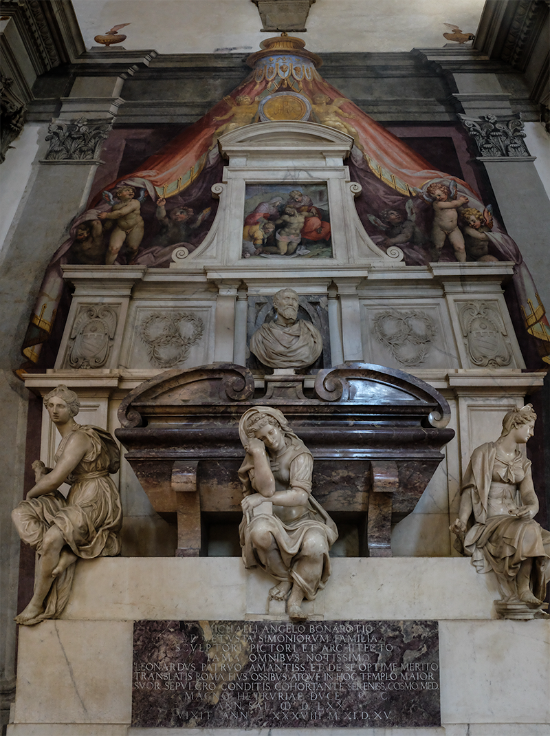 Michelangelo_tomb